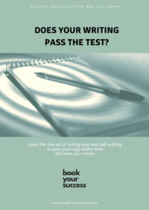 Does Your Writing Pass the Test COVER